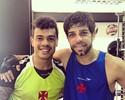 Vasco diminui otimismo com Rodolfo; Bernardo, só em novembro