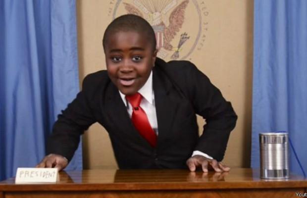 Vídeos inspiradores de garoto com síndrome de 'ossos de vidro' já foram vistos mais de 76 milhões de vezes (Foto: Reprodução/YouTube)