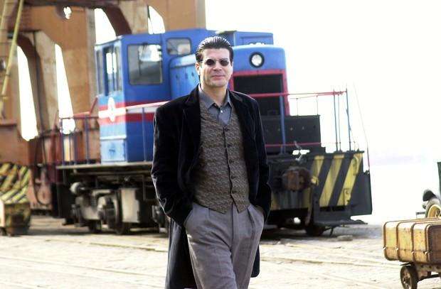 Paulo Ricardo como o judeu Samuel na novela Esperança (Foto: João Miguel Júnior/Globo)