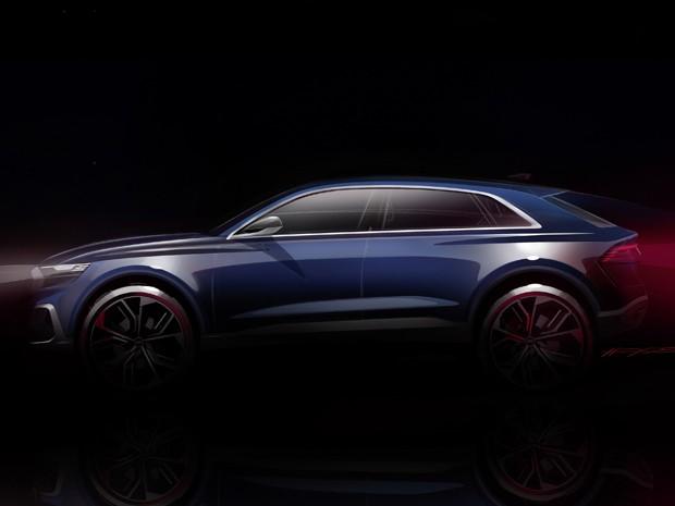 Conceito Audi Q8 (Foto: Divulgação)