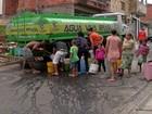 Moradores de Ferraz sofrem com falta de água há quatro dias