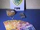 Idoso de 74 anos é preso em flagrante por tráfico de drogas em Ponta Grossa