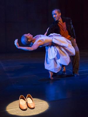 Cia de Dança Palácio das Artes traz espetáculo premiado ao Recife  (Foto: Guto Muniz / Divulgação)