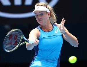 CoCo Vandeweghe teve pela frente Venus Williams na semifinal do Aberto da Austrália - tênis (Foto: Cameron Spencer/Getty Images)