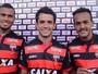 Dragão apresenta mais três: Daniel dos Anjos, Bruno Pacheco e Alípio