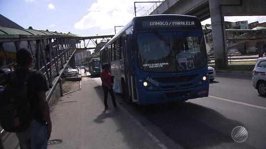 Salvador tem média de 8 assaltos a ônibus por dia, diz polícia