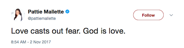 A mensagem da mãe do cantor Justin Bieber (Foto: Twitter)