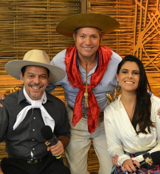 costumes gaúchos (Daniel Bittencourt/RBS TV)