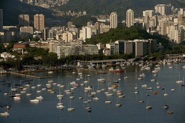 Baía de Guanabara (Foto: Getty Images)
