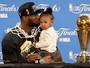 """LeBron diz a jornalista que não deverá jogar no Rio: """"É o que estou pensando"""""""
