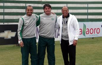 Chapecoense pode ter Paulo Paixão na preparação física do time em 2017