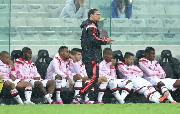 Vanderlei Luxemburgo, Atlético-PR X Flamengo (Foto: Getty Images)