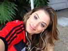 Angela Sousa sobre rumores de fim de namoro com Yuri: 'Nada é definitivo'