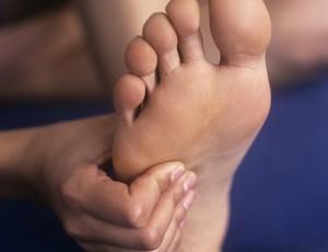 sola dos pés (Foto: Getty Images)