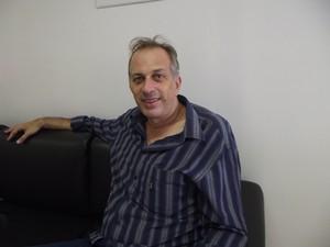 Fernando Andrade (Foto: Marina Pereira)