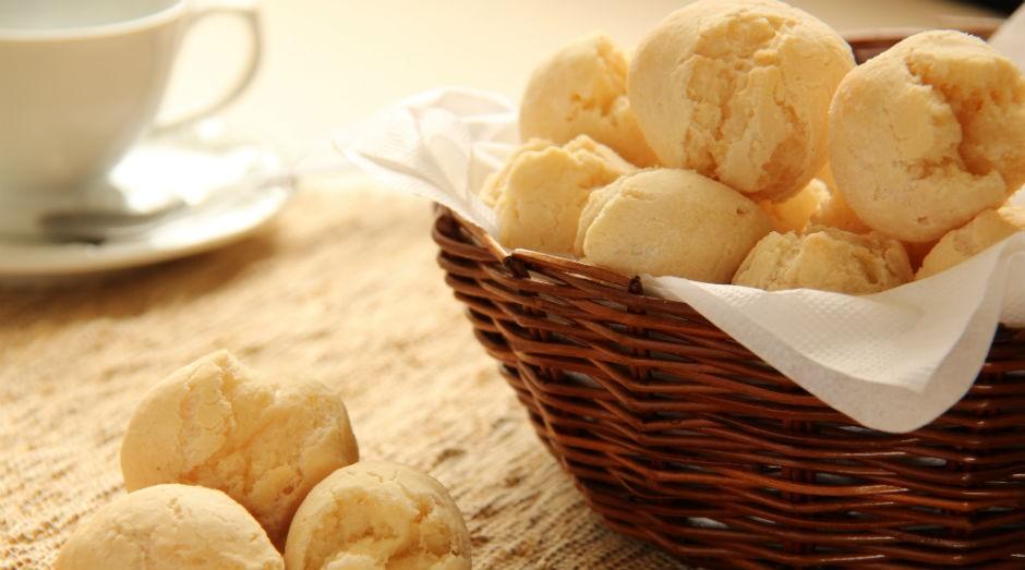 O pão de queijo da Sabor de Saúde é feito com batata e não leva queijo  (Foto: Divulgação)