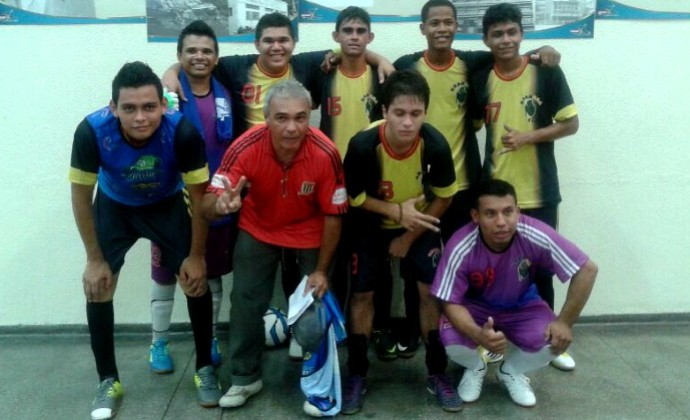 Copa TV Amazonas de Futsal 2014  Granada Vc no esporte (Foto: Daniel Oliveira/Vc no esporte)