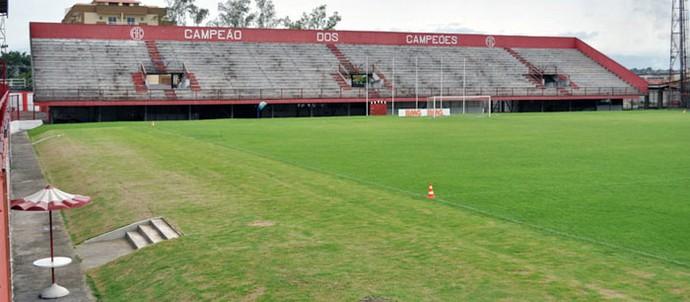 Estádio Giulite Coutinho - Edson Passos - America (Foto: Divulação)