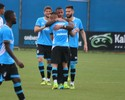 Renato encerra preparação do Grêmio para semifinal com treino fechado