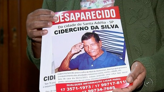 Famílias sofrem com espera por notícias dos parentes desaparecidos