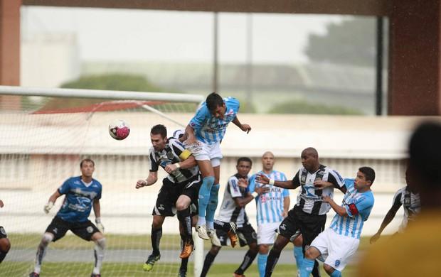 Paysandu foi superior e conseguiu sair com a vitória (Foto: Tarso Sarraf / O Liberal)