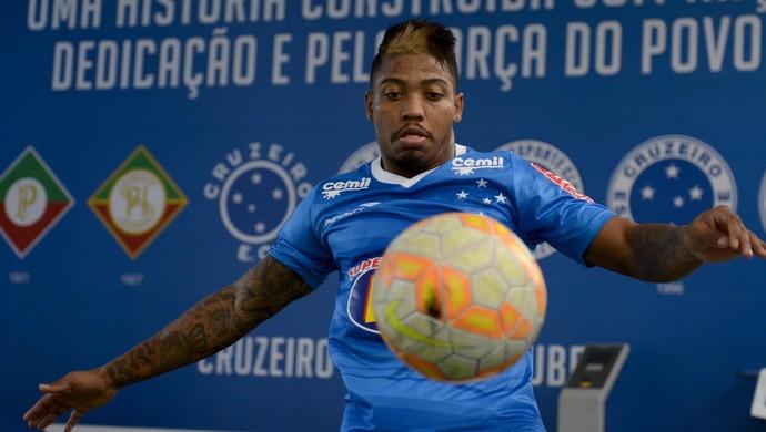Cruzeiro; Marinho (Foto: Washington Alves / Light Press)