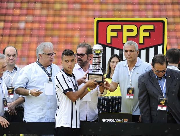 Corinthians  - Copinha - Taça - Vice-campeão