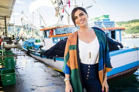 Giovanna Antonelli como Alice, a protagonista de Sol Nascente (Foto: Globo/João Miguel Junior)