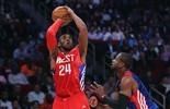 Kobe 18 vezes, 216 ídolos, 1º evento no Canadá... os números do All-Star (Ronald Martinez / Getty Images)