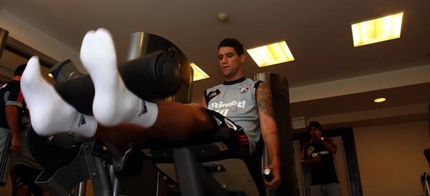 thiago neves fluminense atibaia (Foto: Nelson Perez/FluminenseFC)