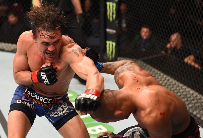 Kyle Noke Jonavin Webb, UFC: Hunt x Miocic (Foto: Getty Images)