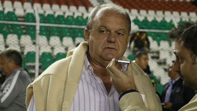 The Strongest x Inter Libertadores Inter Vitorio Piffero (Foto: Diego Guichard/GloboEsporte.com)