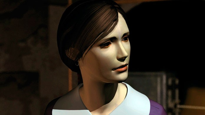 Alessa é a personagem mais importante da série (Foto: Divulgação)