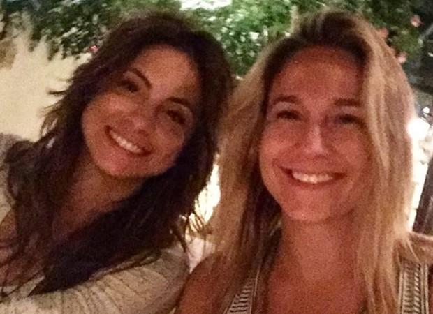 Priscila Montandon e Fernanda Gentil (Foto: Reprodução/Instagram)