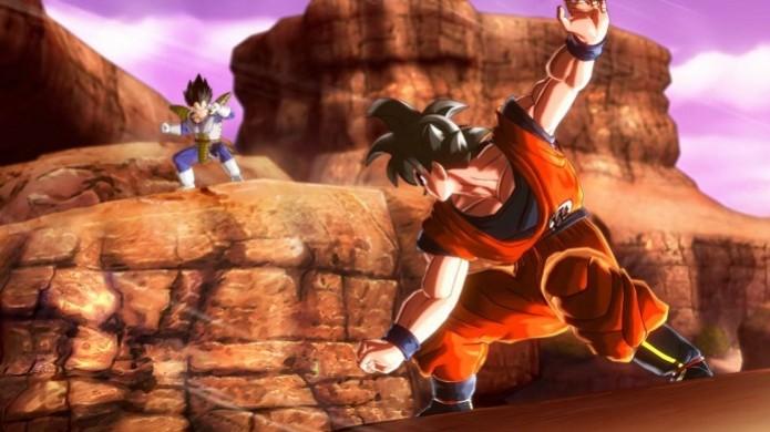 Dragon Ball Xenoverse será lançado para PS4, XOne, PS3 e X360. (Foto: Divulgação)) (Foto: Dragon Ball Xenoverse será lançado para PS4, XOne, PS3 e X360. (Foto: Divulgação)))
