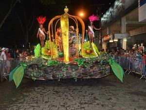 Carnaval 2014 será realizado entre os dias 1 e 4 de março, na Praça Barão de Araras (Foto: Arquivo/Secom Araras)