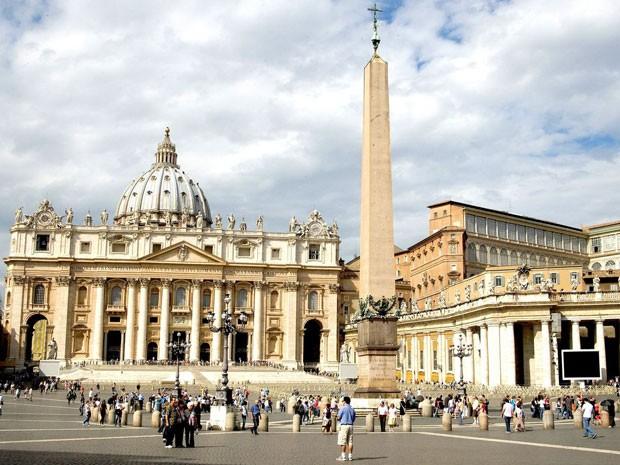 Basílica de São Pedro, no Vaticano, um dos lugares mais visitados por católicos (Foto: Divulgação/ENIT)