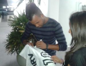 Fernandinho (Foto: Leonardo Simonini / Globoesporte.com)