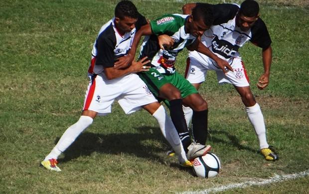 União x Corinthians-AL - jogo (Foto: Arquivo pessoal/ Ivan Nunes)
