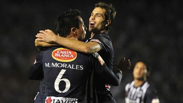Monterrey 3 x 0 UNAM, Champions da Concacaf (Foto: EFE)