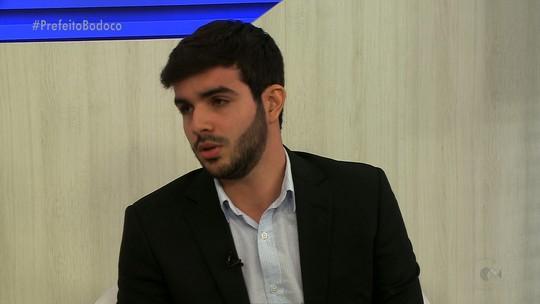 Túlio Alves relata situação de Bodocó e o abandono da frota de veículos
