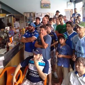 são-bentistas, bar do arnaldo, sorocaba (Foto: Marco Antonio Calejo / TV TEM)
