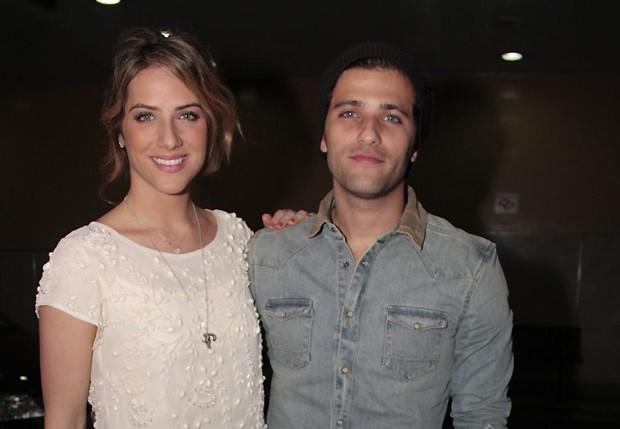 Bruno Gagliasso e Giovanna Ewbank (Foto: Fotos: AgNews)