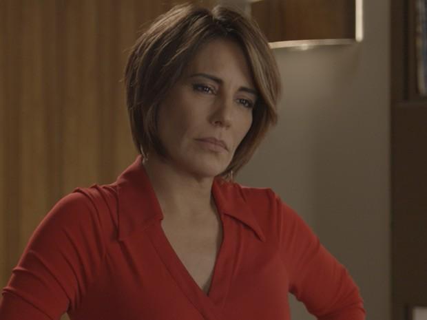 Se cuida com a Inês, Beatriz!  (Foto: TV Globo)