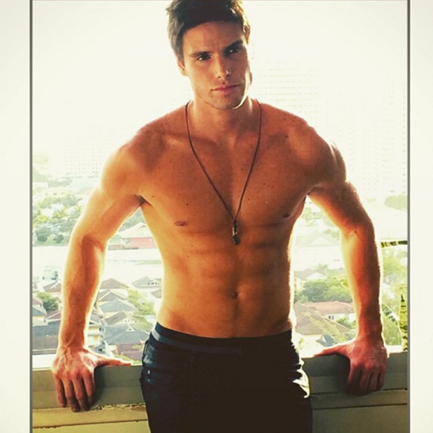 Jonatas Faro no Instagram (Foto: Reprodução/Instagram)