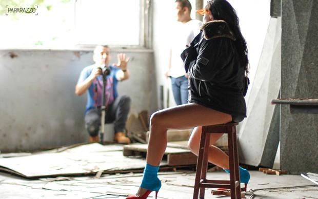 Juliana Dias posa para o Paparazzo (Foto: Anderson Barros / Paparazzo)
