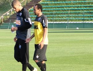 Marion, técnico do Atlético-MG (Foto: Léo Simonini)