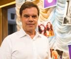 Diogo Vilella | João Miguel Júnior/ TV Globo