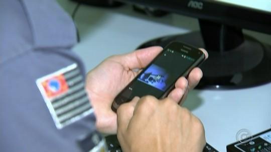 Aplicativo de celular é usado pela Polícia Militar contra criminalidade