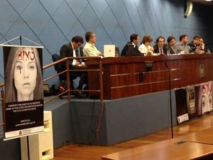 CPI apura violação dos direitos humanos em curso da PUC-Campinas (Foto: Assessoria da Câmara de Vereadores de Campinas)